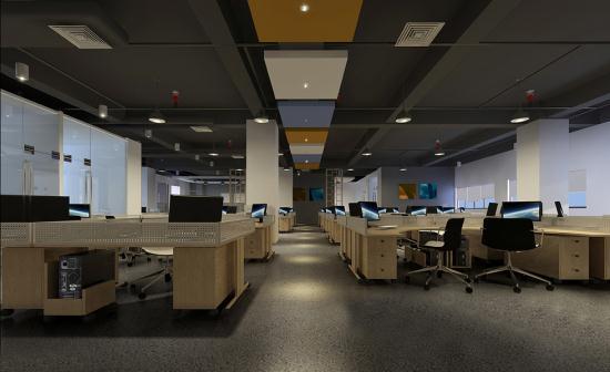 创意办公室设计布局—办公室最好的装修公司