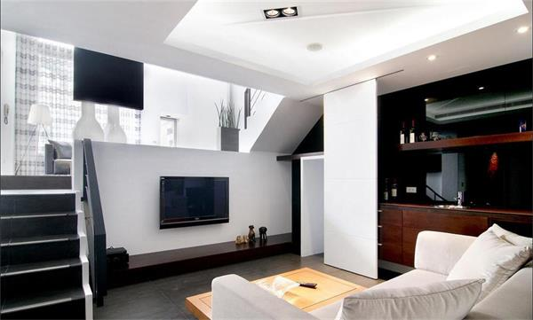 成都别墅装修设计,中高档别墅室内设计高清图片