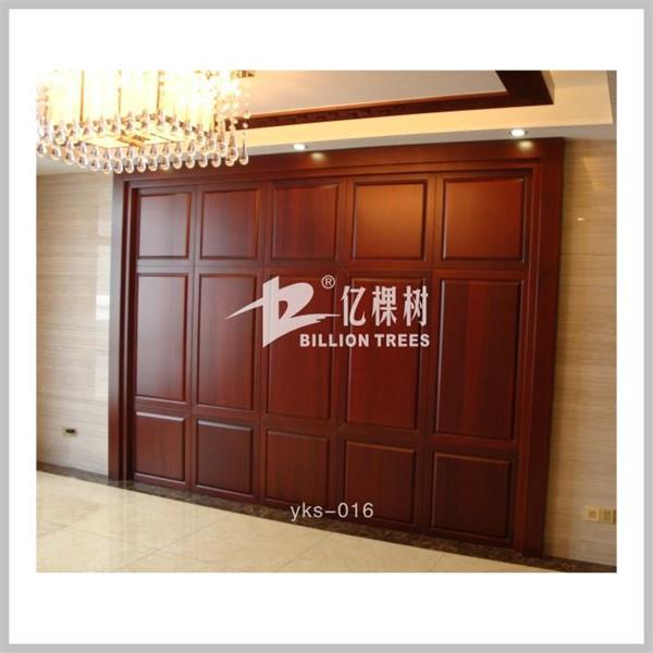 实木挂板定制,装饰板现货,吊顶天花墙板,实木线条,电视背景墙品牌厂家图片