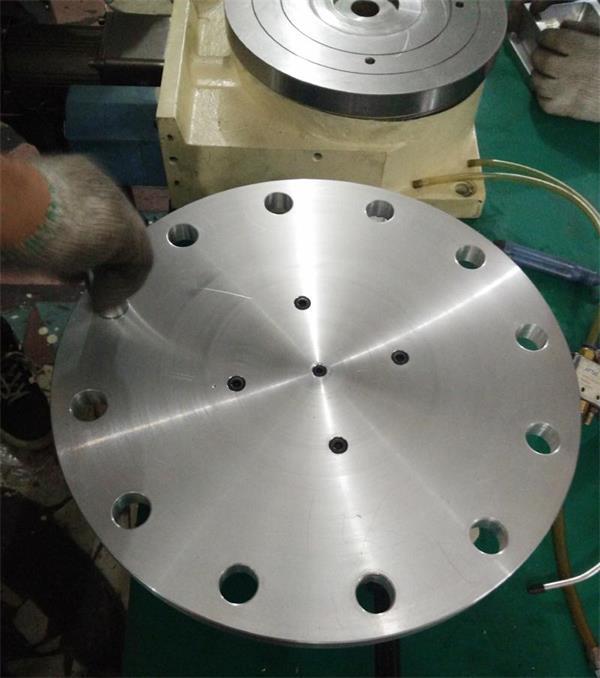 宁波半凸轮结构气动分度盘图片