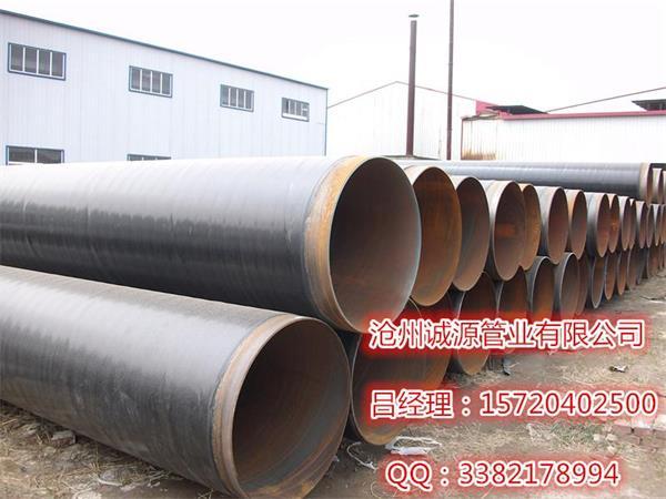 缠绕式石油管道用3PE防腐钢管市场