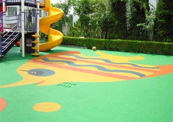 幼儿园室外场地设计图