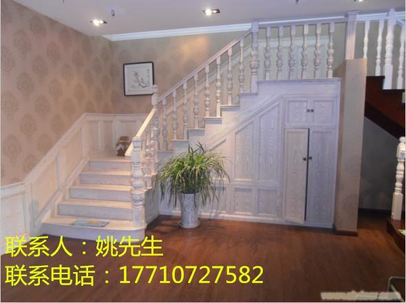 北京亿豪楼梯有限公司复式楼梯装修效果图北京楼梯厂 北京亿豪实木
