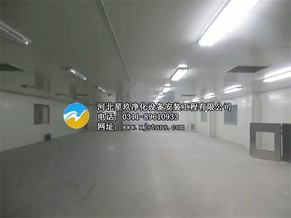 家庄太原食品厂制药厂水厂电子厂洁净厂房设计施工,星玖更专业