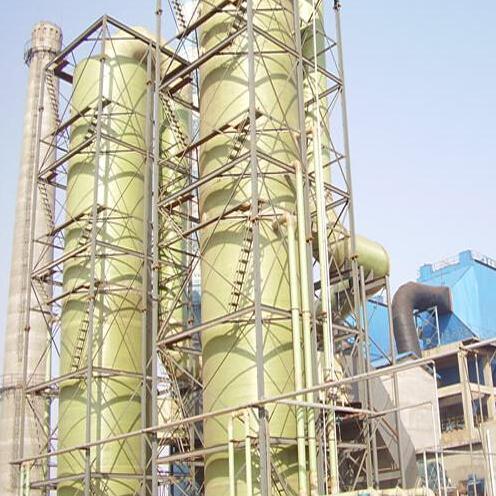 石灰石脱硫 专业治理烟气脱硫 脱硫除尘设备质量保证