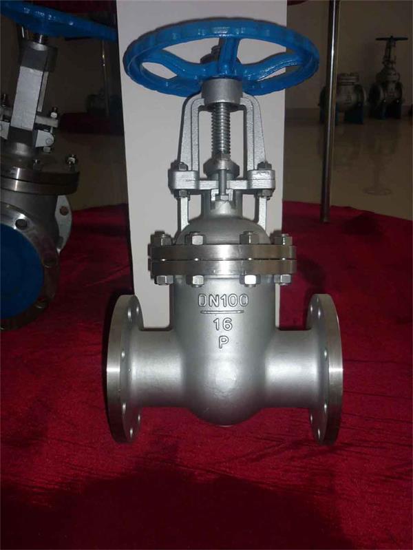 z41w-64p高压闸阀图片