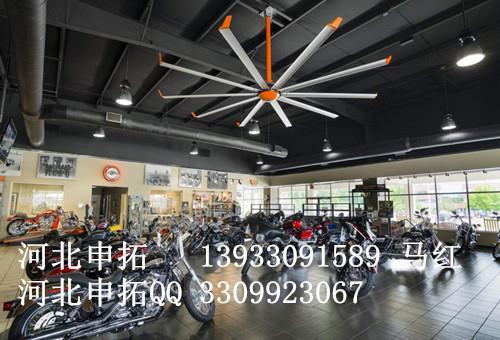 天津工业钢结构厂房吊扇 大吊扇 通风扇 大风扇厂家