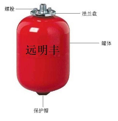 齐齐哈尔气压罐齐齐哈尔膨胀罐图片