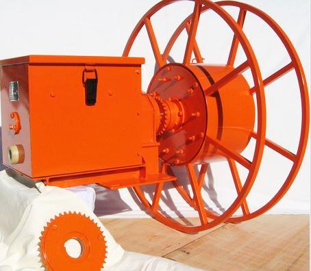 结构特点:1,采用蜗卷弹簧为动力,不消耗电能,工作可靠;2,采用集电