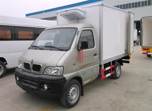 福田伽途国五冷藏车价格