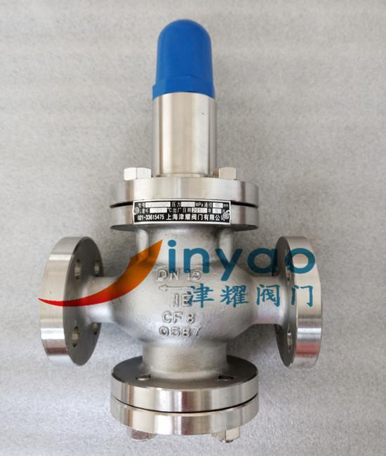 y42f-16p水用减压阀图片