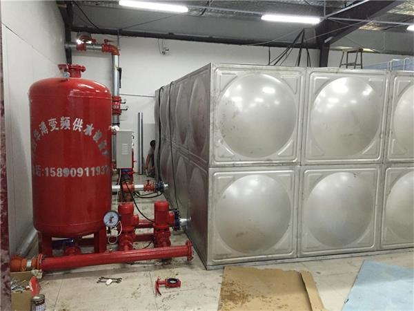 消防增压稳压设备装置,消防水箱15890911937
