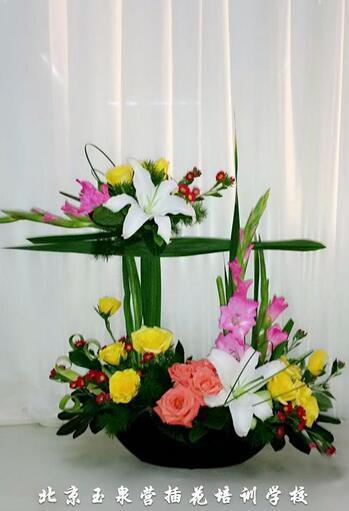 鲜花保鲜及保养,欧式插花