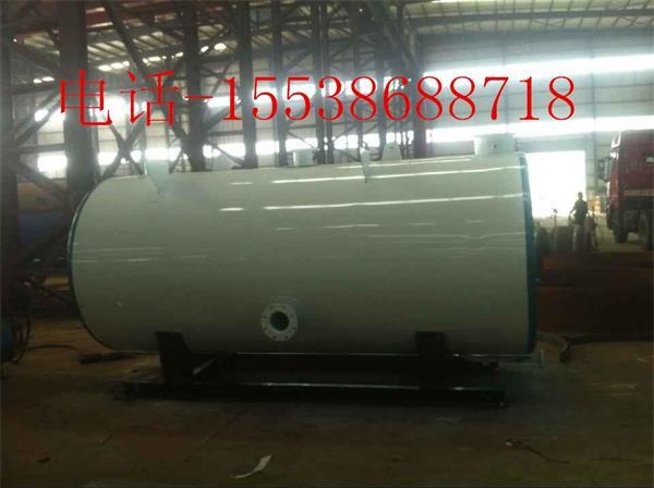 3吨燃气蒸汽锅炉