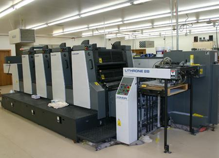 小森印刷机_日本小森印刷机进口报关公司