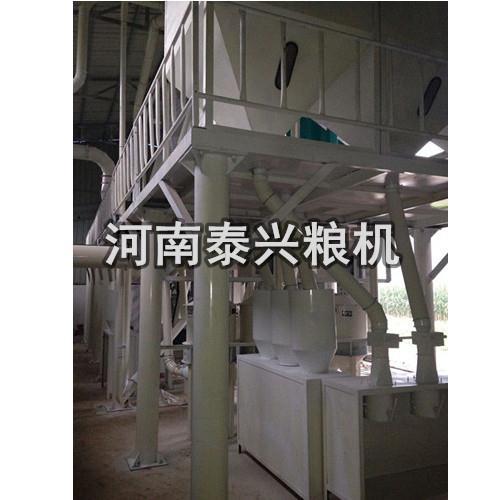 玉米深加工设备厂家-玉米加工成套设备