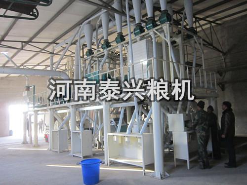 玉米加工成套设备价格-玉米加工设备-小型玉米加工设备厂家