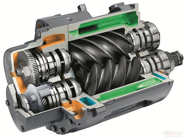 专业螺杆空压机主机维修-品牌空压机机头大修图片