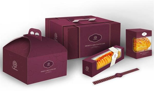 纸盒包装袋设计