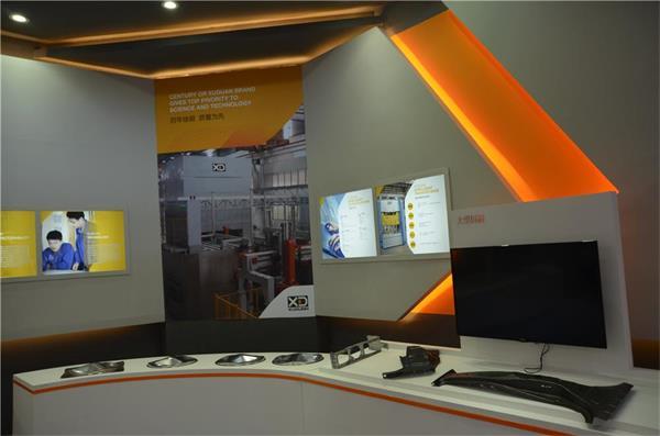 徐锻集团参加CIME2016第十三届中国国际机床工具展览会