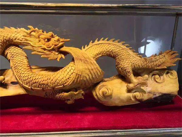 白城黄杨木雕刻摆件什么价