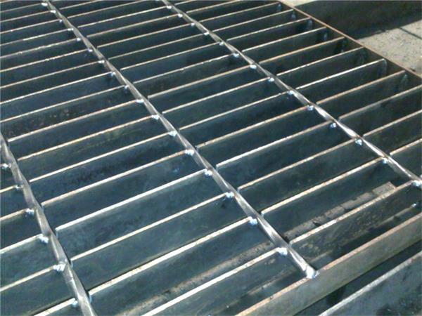 平台钢格栅,电厂钢格板,检修平台钢格栅板,格栅板,