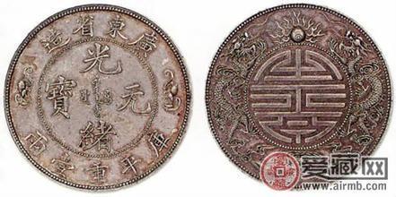 在上海宣统三年大清铜币二十文价格及图片收购