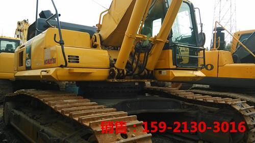 小松PC450 8二手挖掘机 大型挖掘机