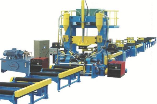 自动化钢结构设备
