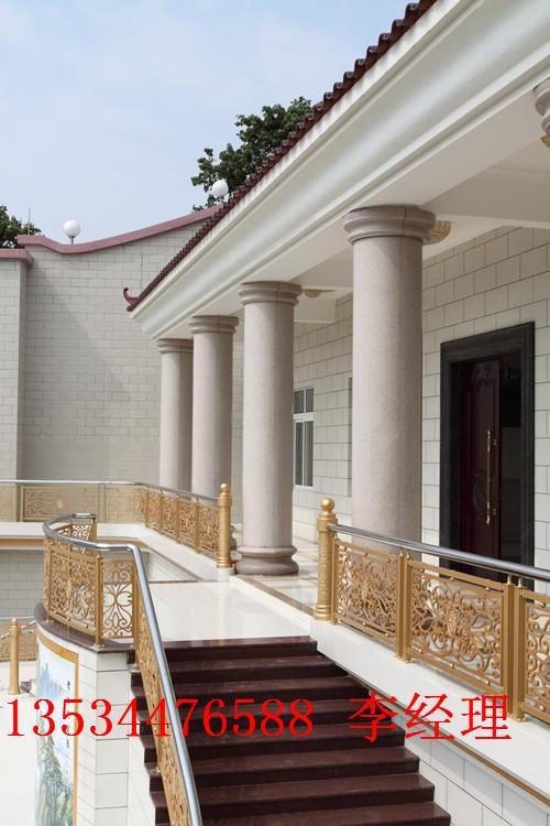 淳安县新型铝板雕刻护栏 高档阳台雕刻护栏尽显奢华镜像杭州