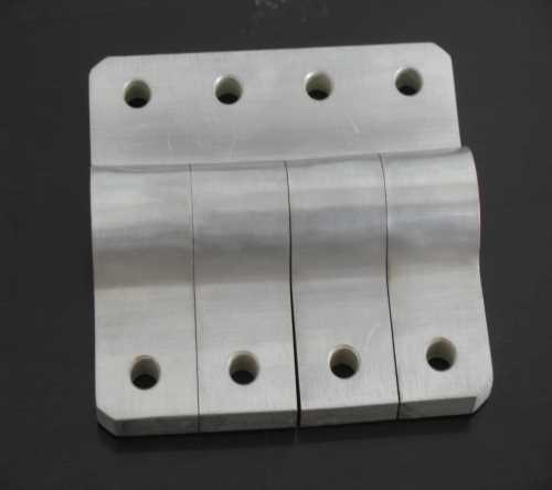 电动汽车铜软连接价格 编织线软连接厂家高清图片