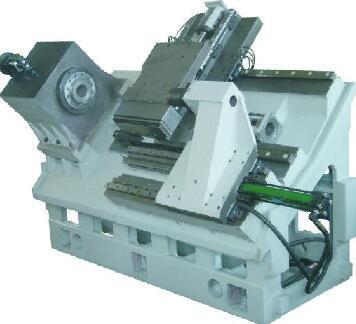 ck3250数控车床高刚性结构