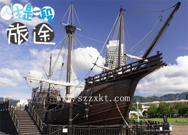 哈尔滨景观船厂家下载,定制图纸船景观,建筑设计方法pdf定制图片