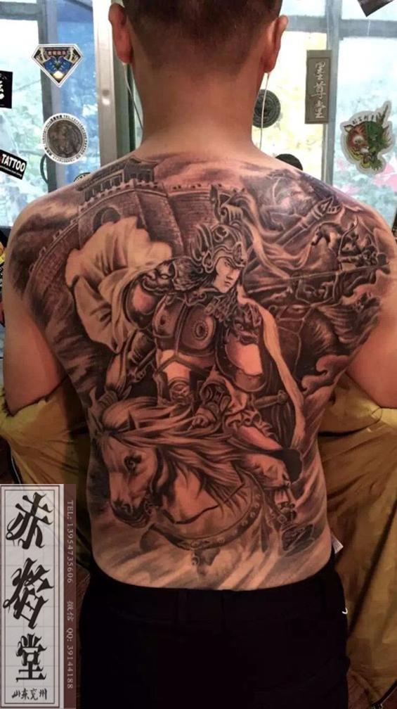 兖州赤焰堂纹身专业设计纹身,修改失败纹身,纹身学员培训,疤痕覆盖