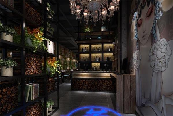 《浪漫情侣主题餐厅装修设计》——成都专业主题餐厅装修设计