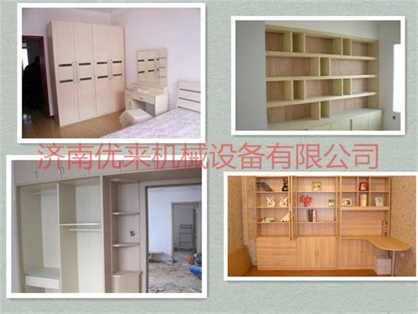 三清山木材雕刻机板式家具生产线