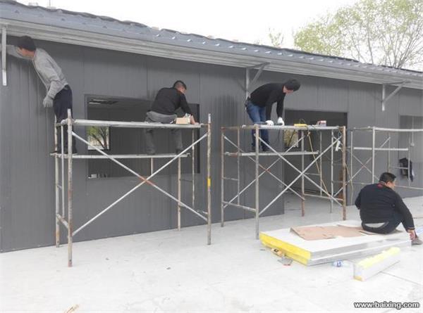 昌平阳台扩建 做钢结构 彩钢房屋顶搭建