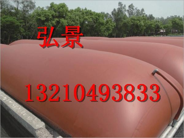 红泥沼气袋的修建与特性