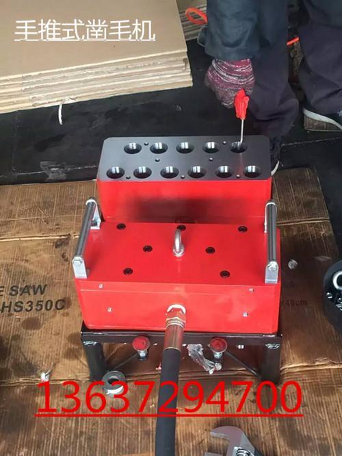 烟台凿毛机设备凿毛电机Y2系列路面图片