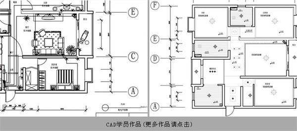 上海cad制图课程