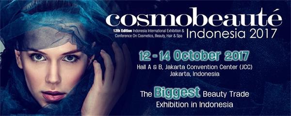 印尼国际美容美发及spa展cosmobeaute indonesia