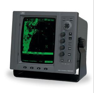 jrc航海雷达jma2353/2354 6kw雷达使用说明