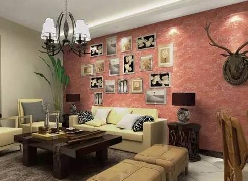 墙面艺术漆怎么保养?菲玛艺术涂料保养技巧图片