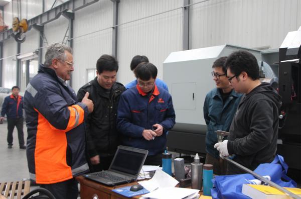 2016年12月份山东沂水机床厂有限公司企业动态