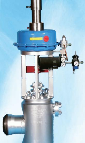 arca 500系列蒸汽减温减压器图片