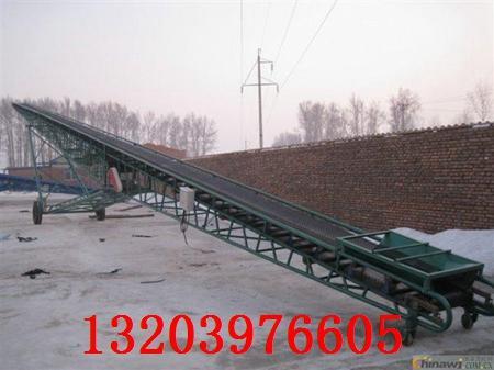 甘肃张掖移动输送机厂家 客户提供参数 我们为您定做