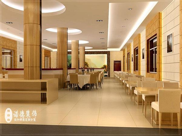 郑州中餐厅设计公司|中式快餐店有哪些装修设计要求呢