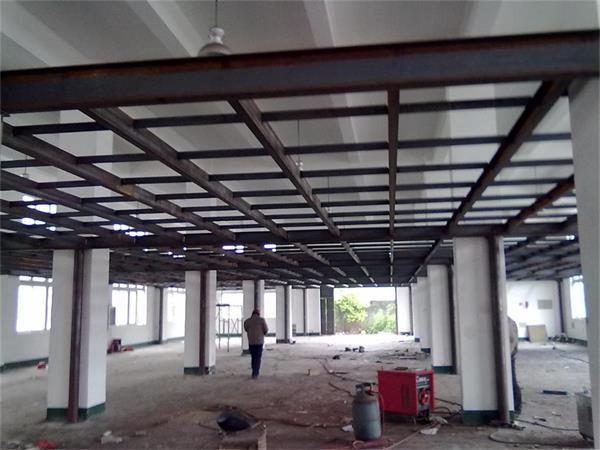 房山区专业钢结构阁楼安装厂家现场设计搭建价格