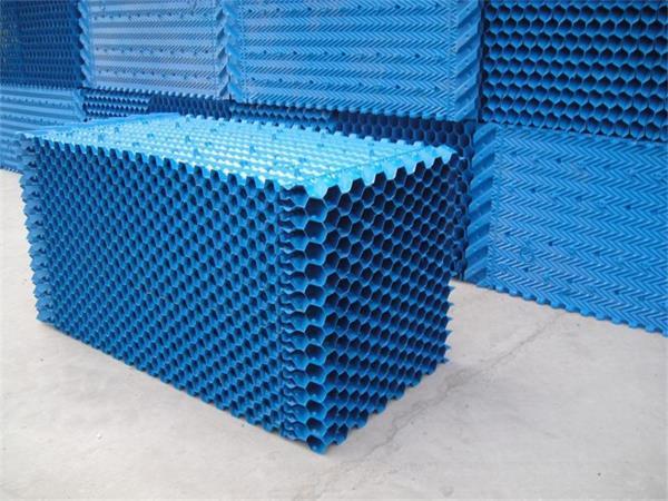 冷却塔填料批发价格 材质
