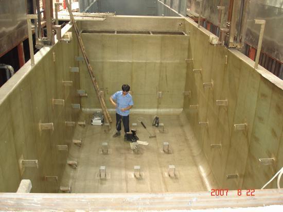 水池环氧树脂贴布防腐